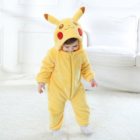 Pokemon Baby Costume