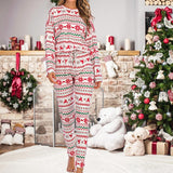 Christmas Ladies Pajama Set