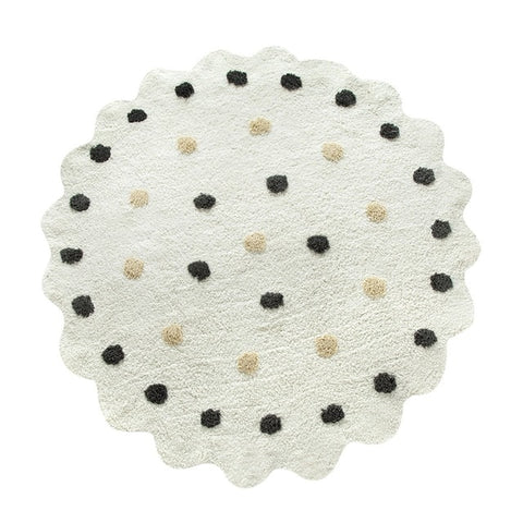 Dots Round Play Mat