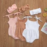 Summer Cotton Bodysuits