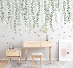 Climbing Plants Wall Stickers