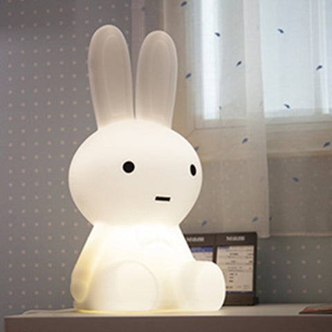 Rabbit dimmable led night light 50cm