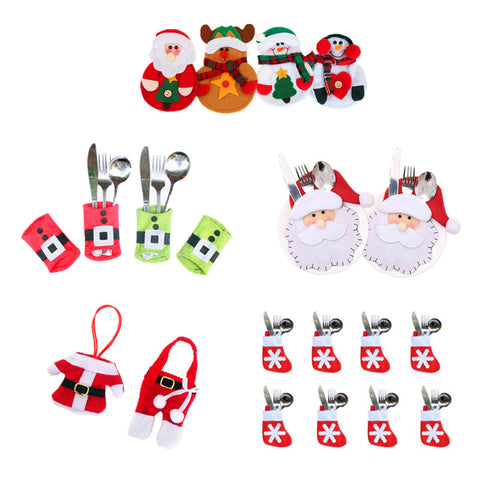 4pcs Christmas Decorations For Home - Cozy Nursery
