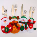 4pcs Christmas Decorations For Home