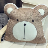 Cartoon Animals Cushion