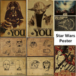 Star Wars Wall Posters