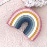 Nordic Rainbow Pillow 25x35CM