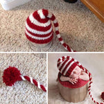 Newborn Long Tail Hat