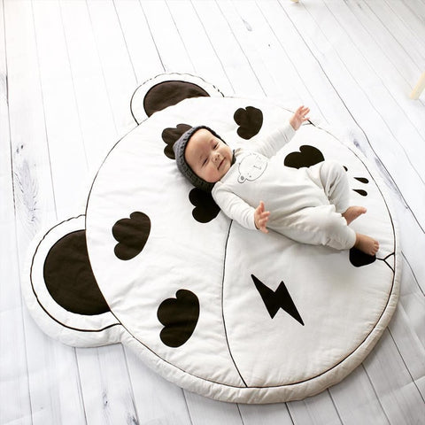 Weather Bear baby playmat - Cozy Nursery