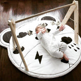 Weather Bear baby playmat