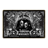 Vintage Whisky Wall art - Cozy Nursery