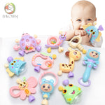 Montessori Teething Toys  6pc-10pc/Set - Cozy Nursery