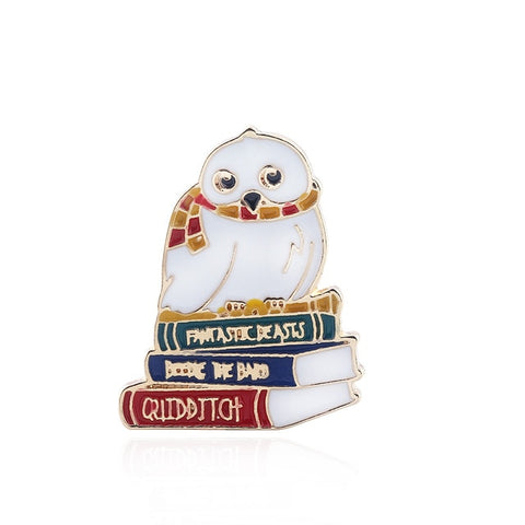 HARRY POTTER  Enamel pin - Cozy Nursery