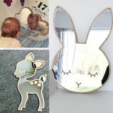 Children Cartoon Decorative Mirror