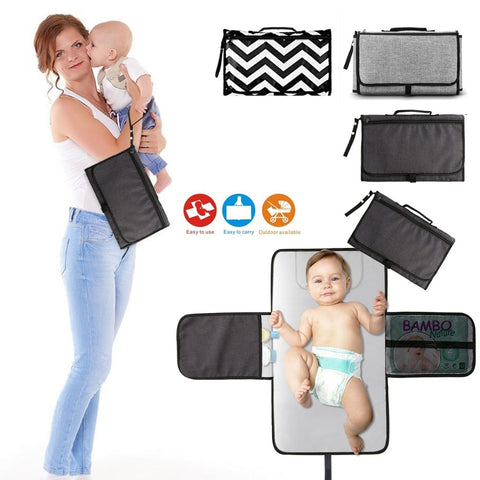 Portable Changing Station For Baby
