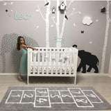 HOPSCOTCH Rug - Cozy Nursery