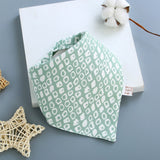 Cotton Bandana Baby Bibs