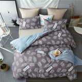 Unicorn Quilt Cover Sets 2/3pcs Pink Colour for Girls
