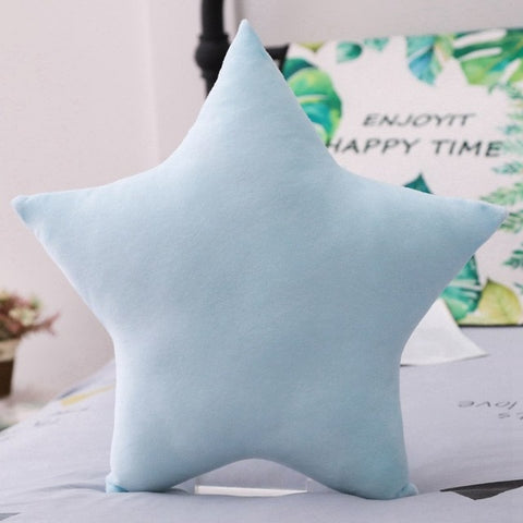 Star Pillow 45x45cm - Cozy Nursery