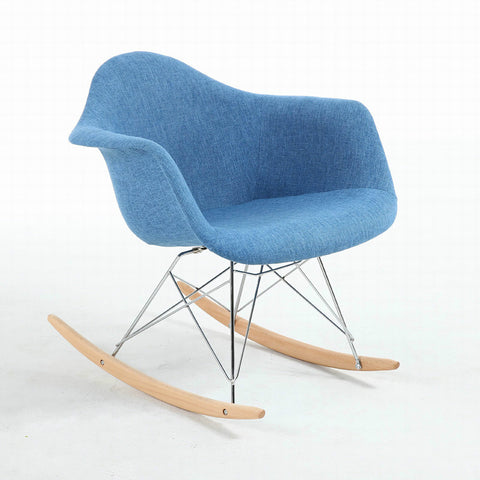 Nordic Eames Style Rocking Chair