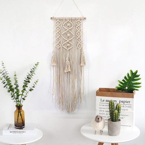 Chic Bohemian Hanging Tapestry