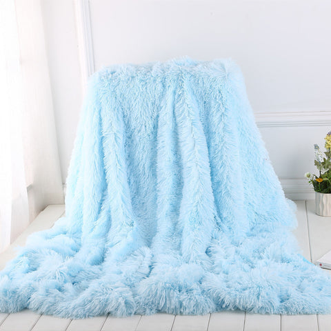 Luxury Long Plush Blanket Throw