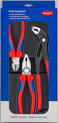 Knipex 002009V01 Best Seller Set
