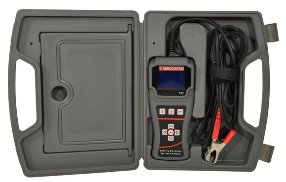 Associated Equipment 12-1012 Hand Held Tester w/USB Port