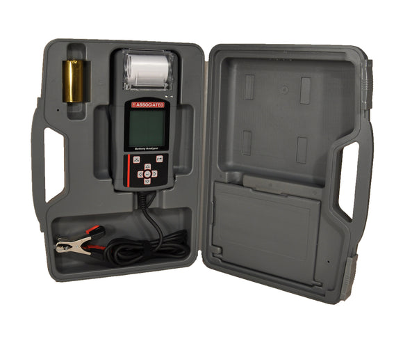 Associated Equipment Hand-Held Tester with Thermal Printer and USB Port