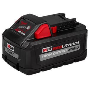 Milwaukee 48-11-1880 M18™ REDLITHIUM HIGH OUTPUT™ XC8.0 Battery