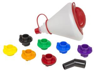 Lisle 19342 Multi-Application Oil Funnel