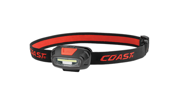 Coast 21597 Dual Color C.O.B. Utility Headlamp