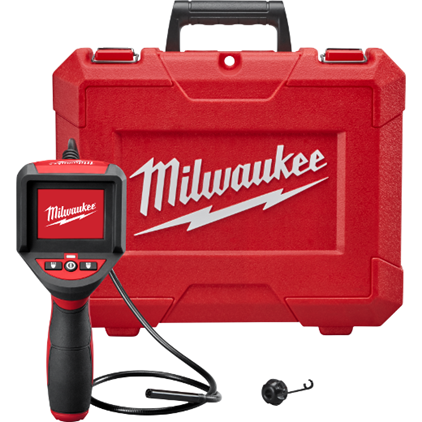 Milwaukee 2309-20 M-Spector™ Inspection Scope Kit (9mm)
