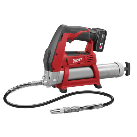 Milwaukee 2446-21XC M12™ Cordless LITHIUM-ION Grease Gun Kit