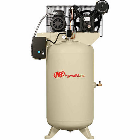 Ingersoll Rand 2475N7.5-V Electrical Vertical Tank Mounted 7.50HP