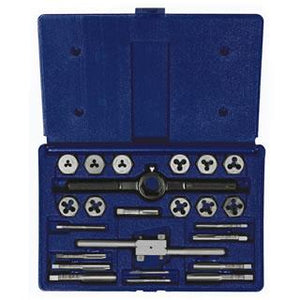 Irwin 26313 24-pc Metric Tap & Hex Die Set