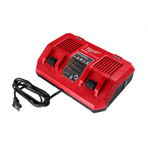 Milwaukee 48-59-1802 M18™ Dual Bay Simultaneous Rapid Charger