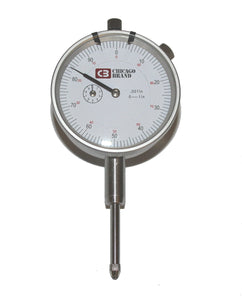 "Chicago Brand 50150 0-1"" Dial Indicator"