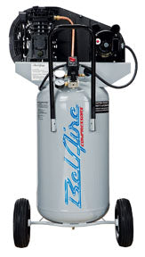 BelAire 5026VP 2HP Single Stage Electric Reciprocating Air Compressor - 26-VP Gallon