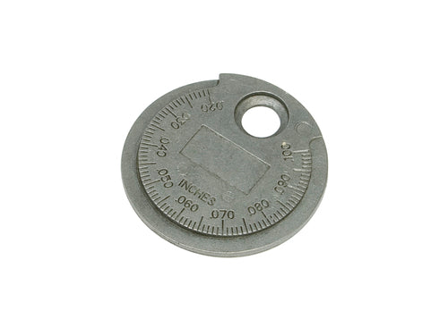 Lisle 67870 Standard / High Spark Plug Gauge and Gapper