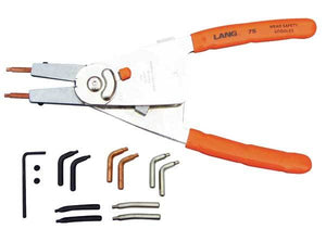 Lang 75 Large Quick Switch Pliers with Tip Kit