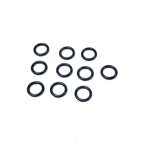 Mastercool 80134 Black Replacement Gasket for R134a Manual Coupler (Low Side) (10pc)