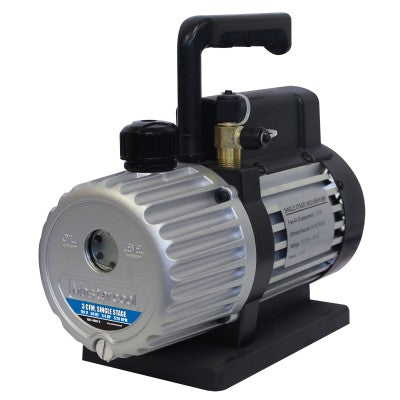 Mastercool 90062-B 3 CFM Single Stage Vacuum Pump