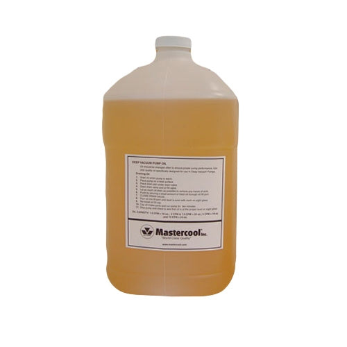 Mastercool 90128 Gallon Bottle of Vacuum Pump Oil