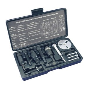 Mastercool 91000A Deluxe Clutch Hub Puller/Installer Kit