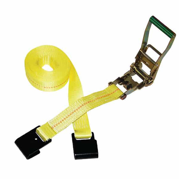 Cargo Control S-Line Commercial Grade Ratchet Tie Downs: Sizes Priced Individually
