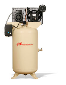 Ingersoll Rand 2340N5-V Two Stage 80 Gallon 5HP Cast Iron Air Compressor*