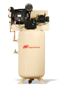Ingersoll Rand 2475N7.5-P Two Stage Cast Iron Air Compressor