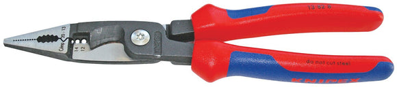 Knipex 13828SBA Electrical Installation 6-in-1 Plier