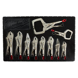 Milwaukee 48-22-3690 TORQUE LOCK™ LOCKING PLIERS KIT - 10pc